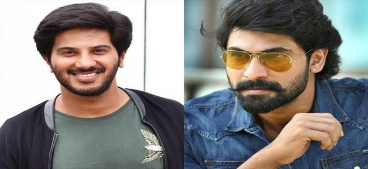 Rana wants to work with Dulquer