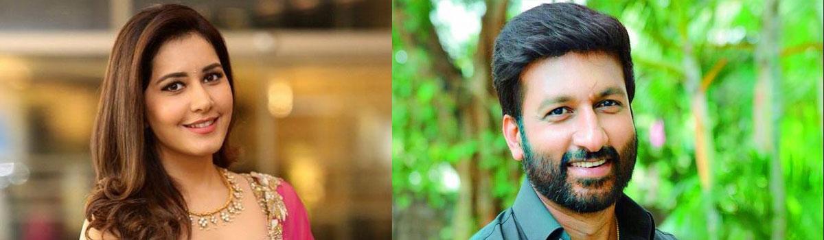 Rashi Khanna to romance flop hero again