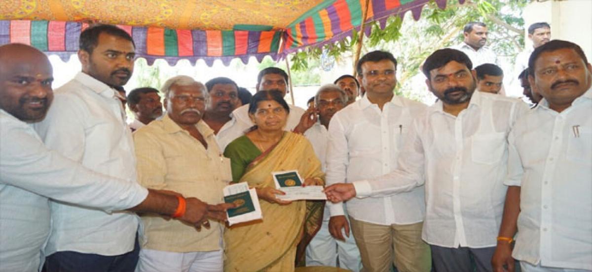 Festive atmosphere prevails in Nagalur village