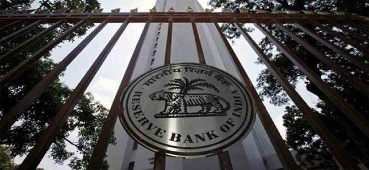 RBI keeps policy rate unchanged; flags inflation, deficit