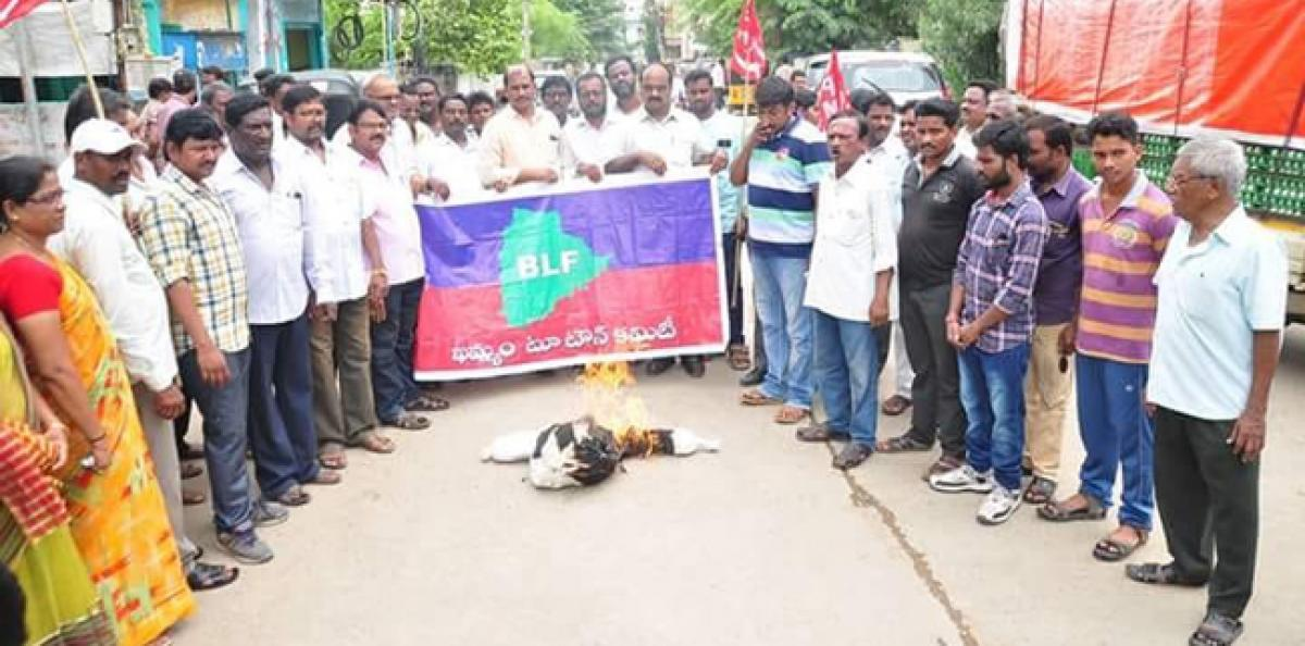 Fair Price Dealers will continue strike: Telangana Ration Dealers Association