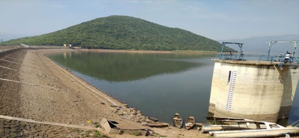 Water scarcity hits Vizianagaram
