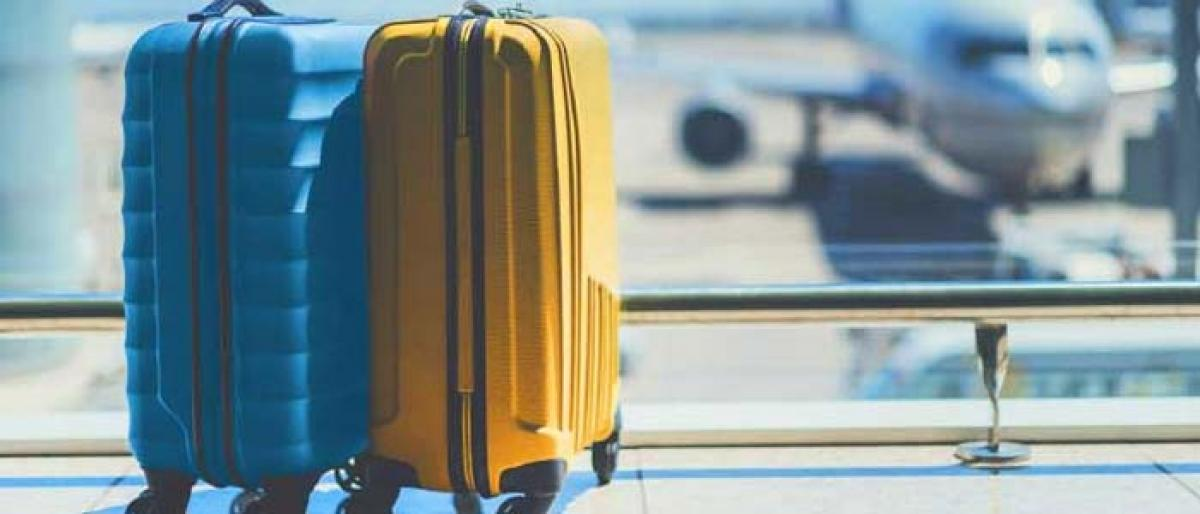Door-Step Baggage Transfer Service to be launched at Shamshabad airport