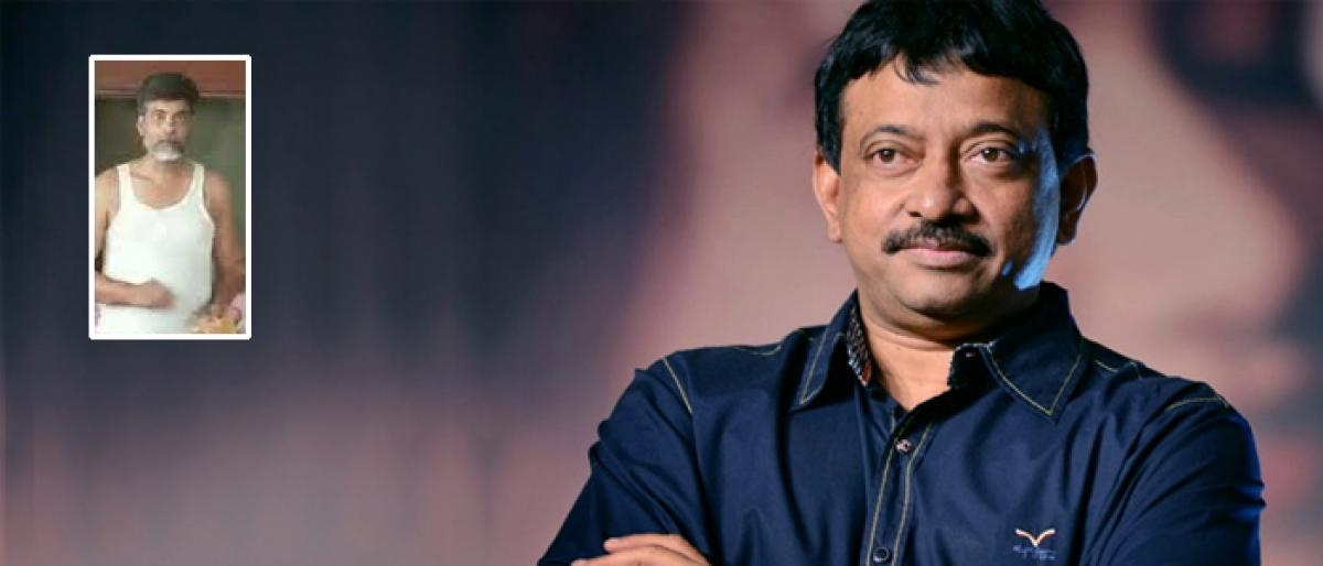 RGV finds Naidu-lookalike for film on NTR