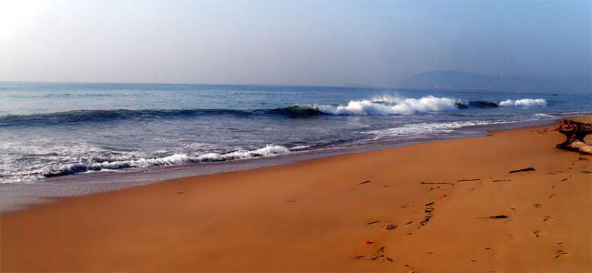 Couple jumps into sea; wife survives