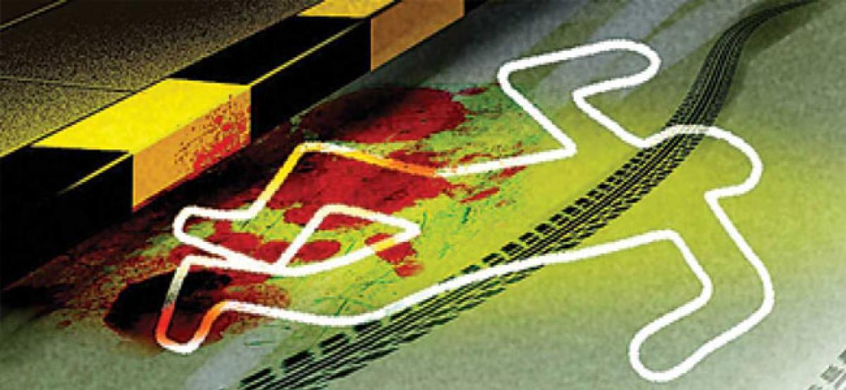 Woman killed in road mishap at Kushaiguda
