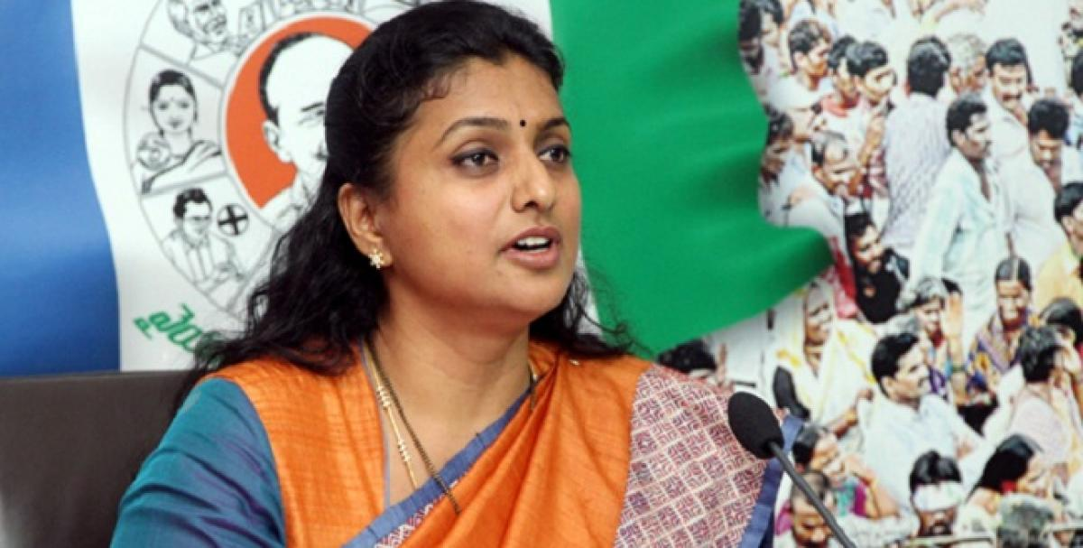 Roja Stages Novel Protest Against Bad Roads