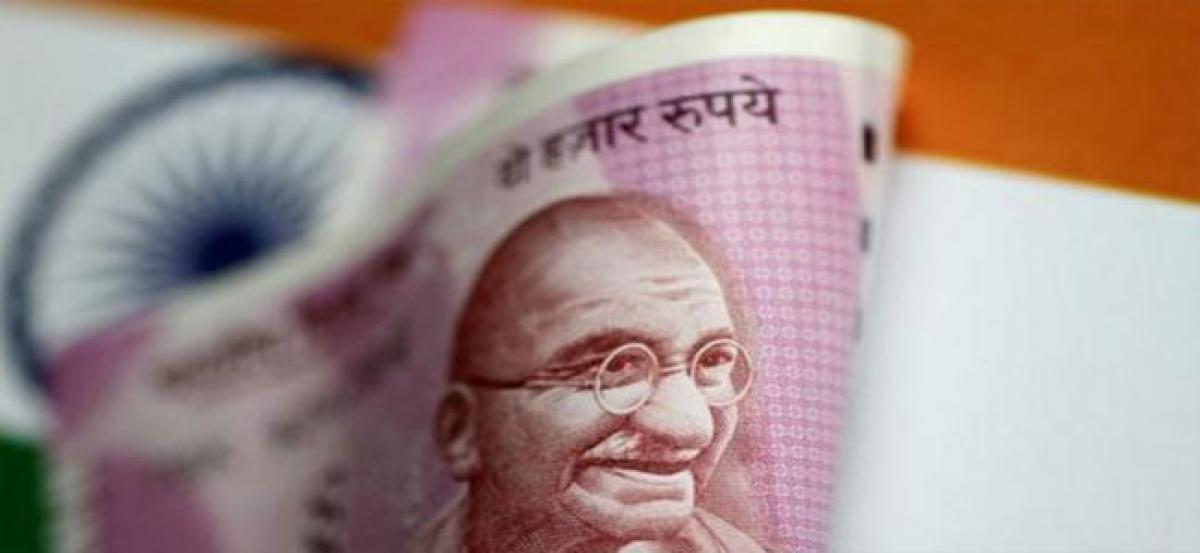 Rupee sheds 16 paise against US dollar