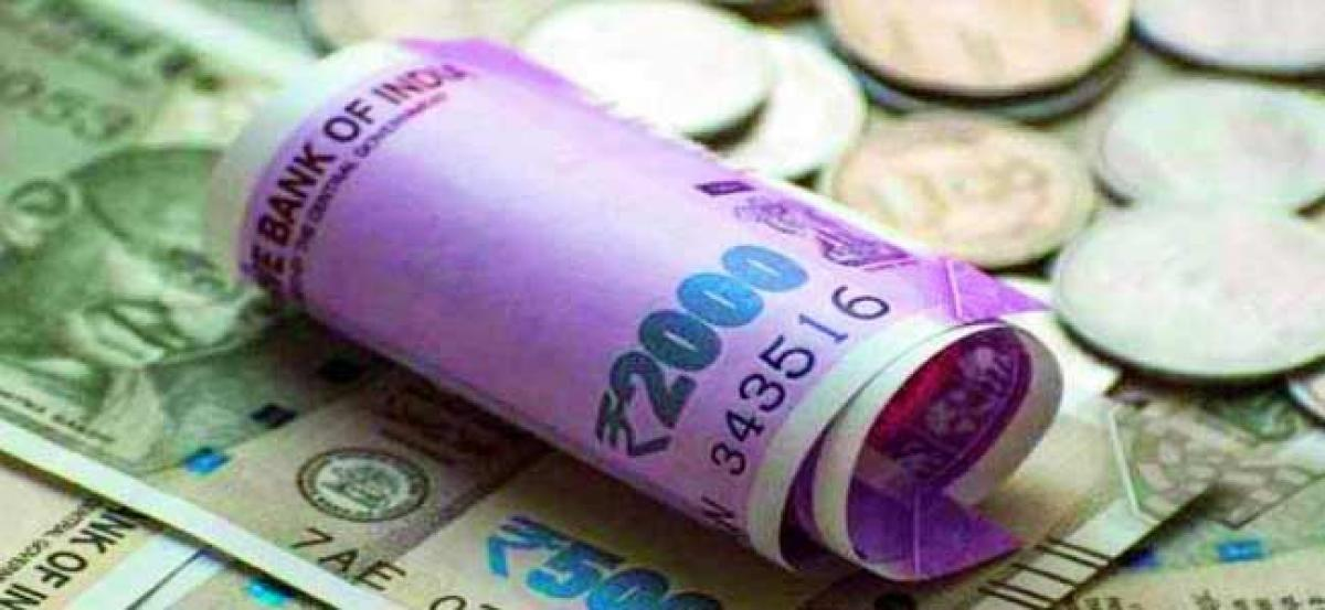 Rupee recovers 29 paise against dollar in early trade