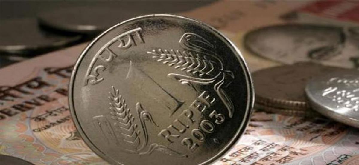 Rupee sees relief in early trade, gains 10 paise against US dollar