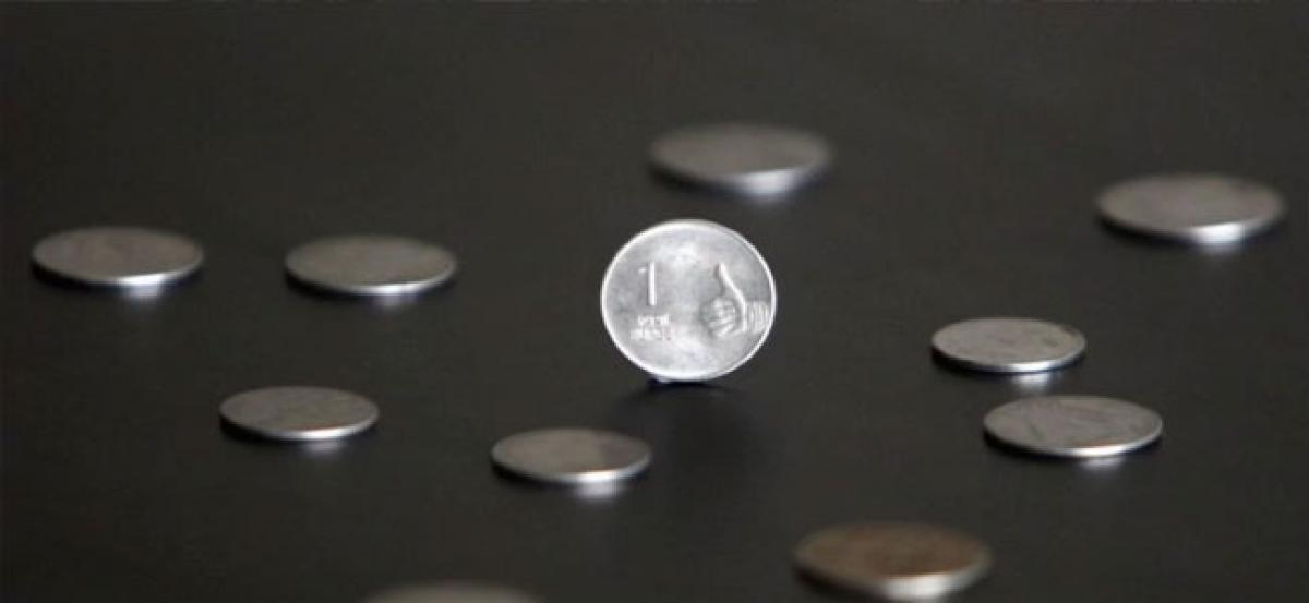 Rupee strengthens 39 paise against US dollar