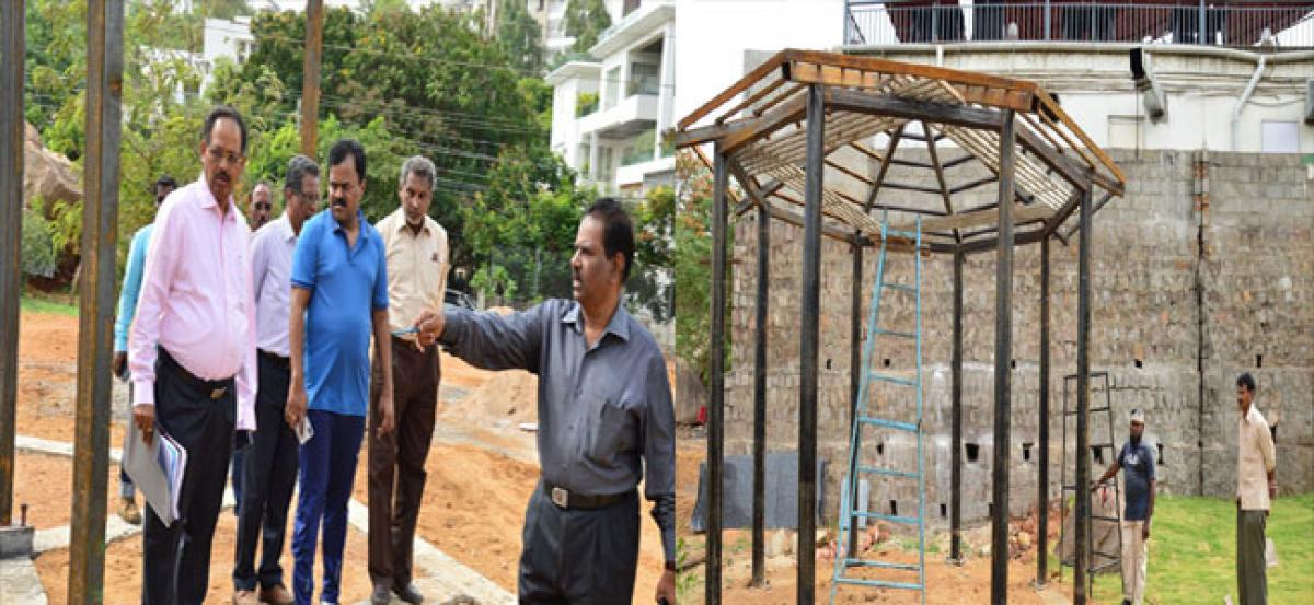 RWH theme park coming up at Jubilee Hills