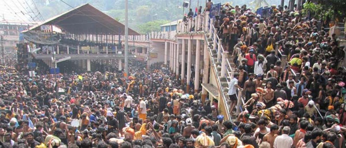 Supreme Court opens Sabarimala Temple to women aged 10-50