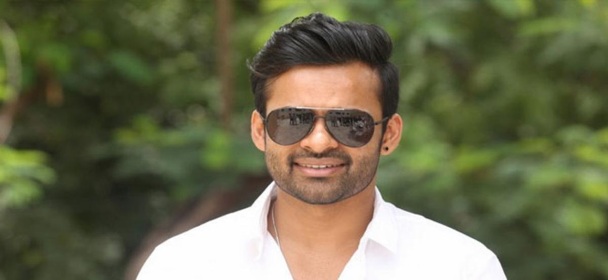 Sai Dharam Tej Gets The Best On Board For His Next