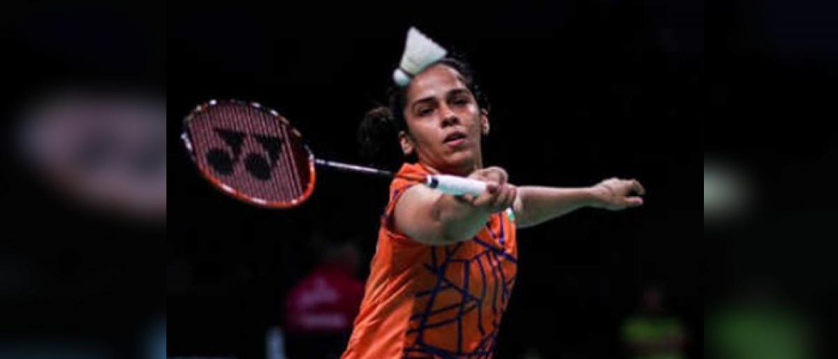 Denmark Open: Saina Nehwal enters quaterfinals
