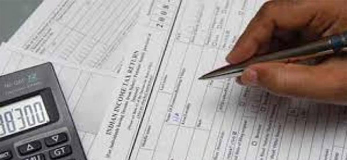 Income tax department warns salaried class against filing wrong returns