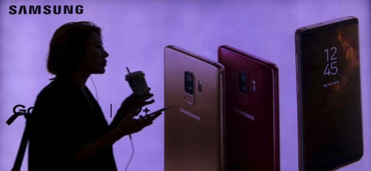 Samsung to establish the worlds largest mobile phone unit, in India