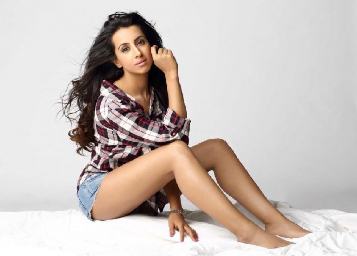 Sanjjana opens up about nude video