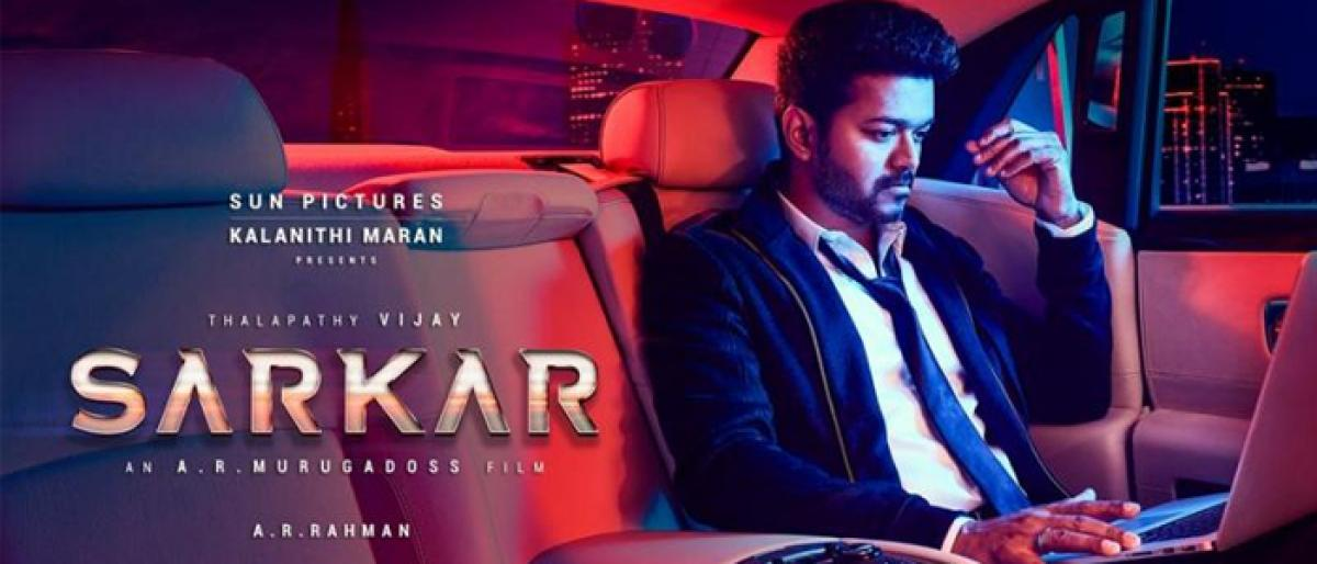 Sarkar Overseas Box Office Collections Report
