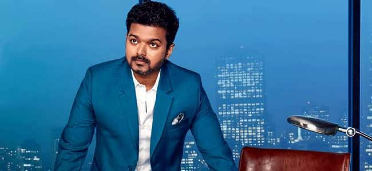 Sarkar Unstoppable On Day 2 In Telugu States