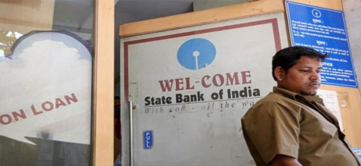 Shares of SBI slump over 3% on weak third qtr earnings