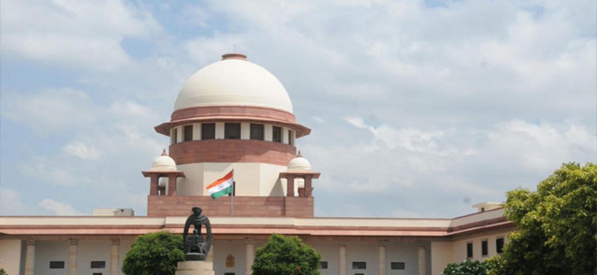SC dismisses plea challenging appointment of CVC