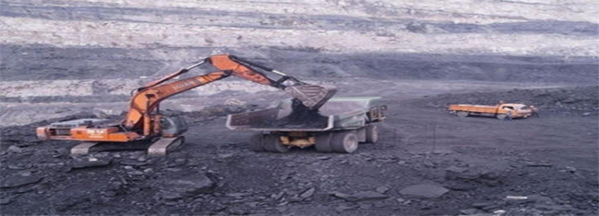 Singareni Collieries Company Limited staff demand arrears