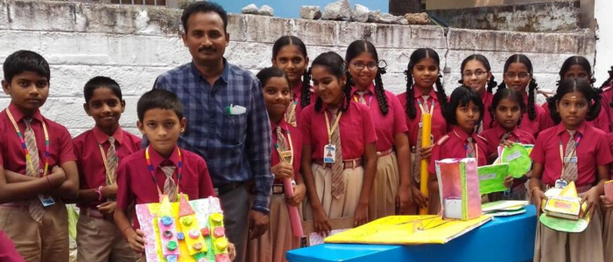 Ramanujan birth anniversary celebrated