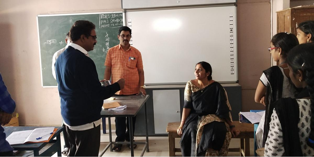 Special coaching classes for SSC students