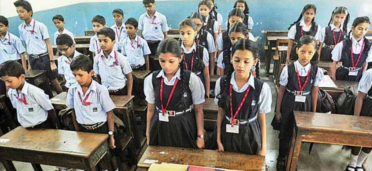 HRD Ministry sought data from states on vacant EWS seats in private schools