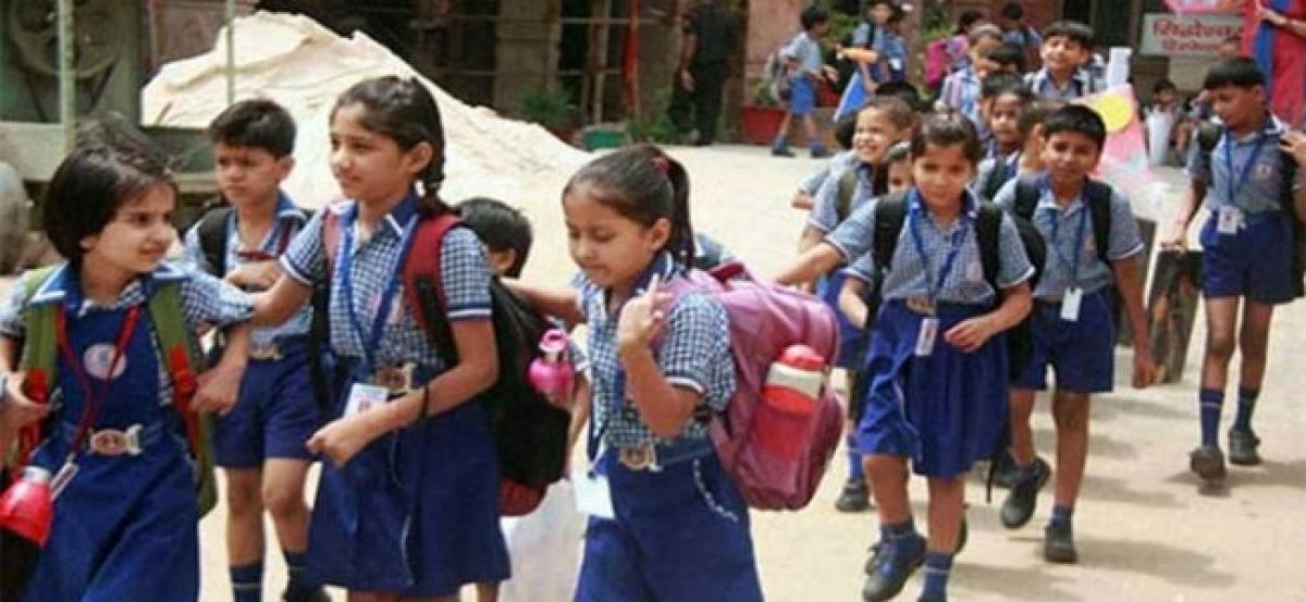 Teachers strike: Privates schools shut down in Telangana