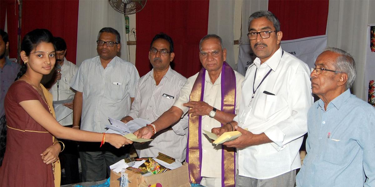 Avail of Scholarships Brahmin students told Former MLC Gidugu Rudra Raju