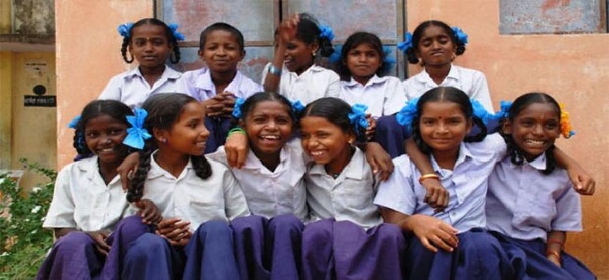 India made rapid progress in access to sanitation in schools