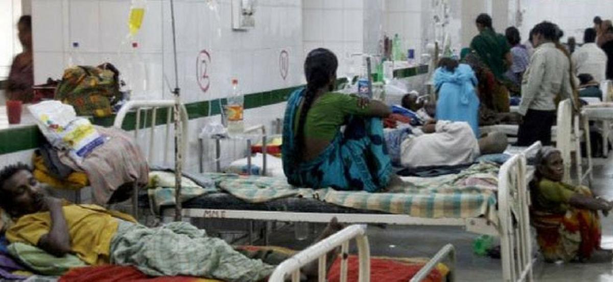 Seasonal diseases on the rise in Kadapa