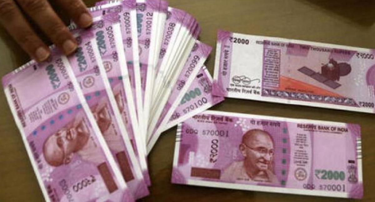 Police seize Rs 4 lakh cash in Adilabad