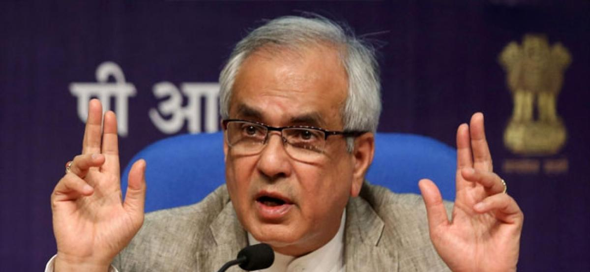 Wish Amartya Sen would spend some time in India to see structural reforms: Niti Aayog VC