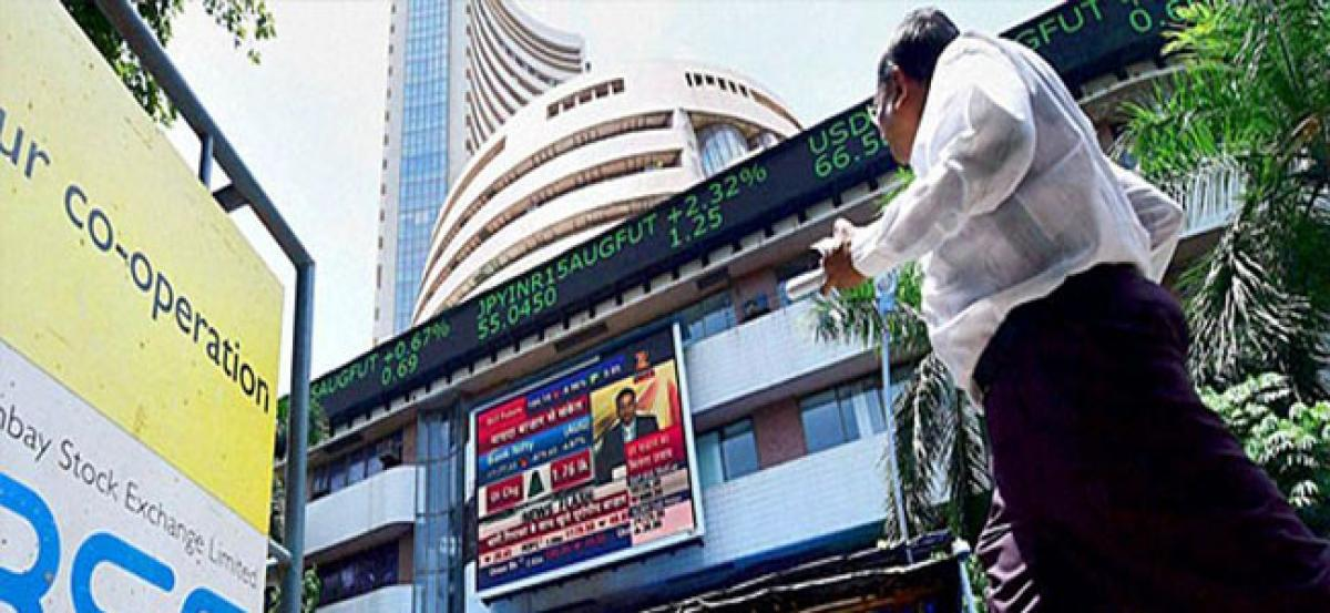 Sensex gains 147 points on firm global cues, Nifty reclaims 10,600