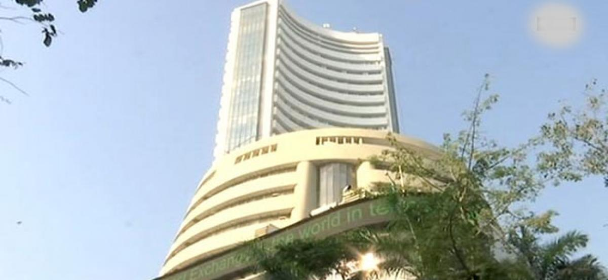 Market indices open higher on Budget Day