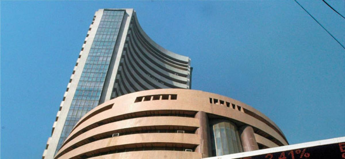 Sensex continues freefall, plunges by 1200 points