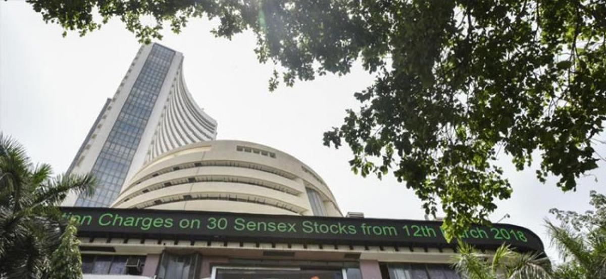 Sensex trades higher on buying lift, RIL at new high