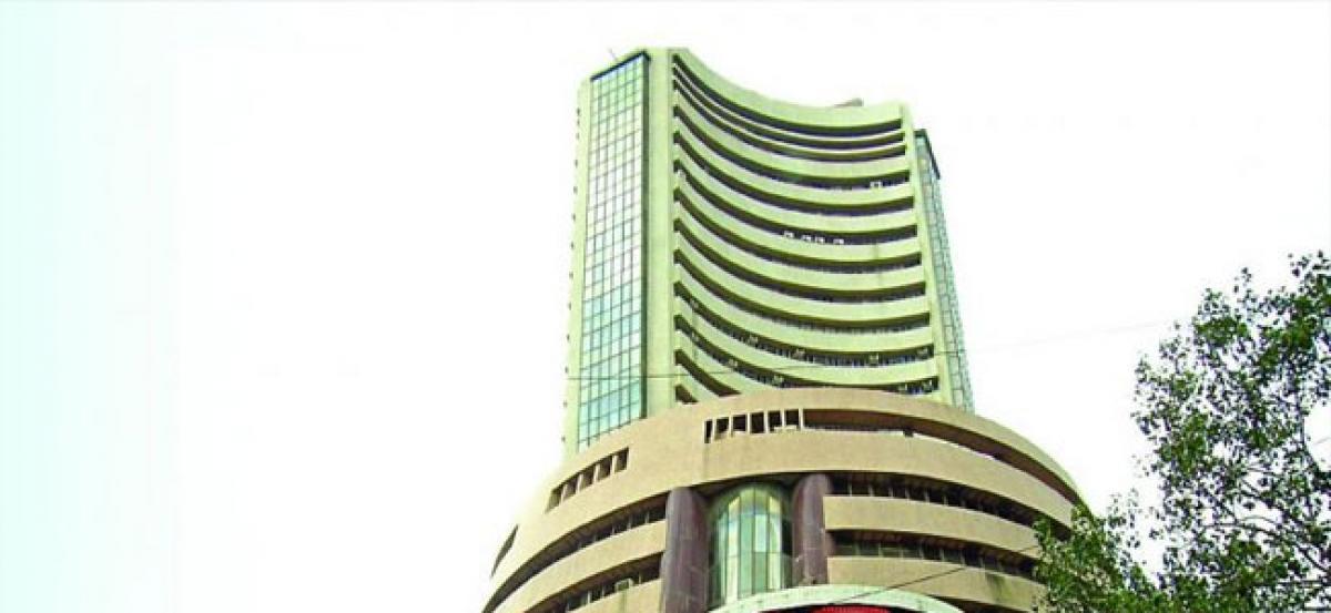 Sensex snaps 2-day rising streak, slips 71 points
