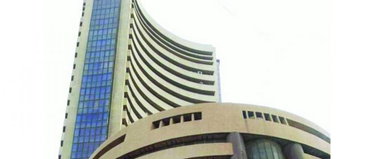 Sensex snaps 2-day losing streak; recovers over 150 points
