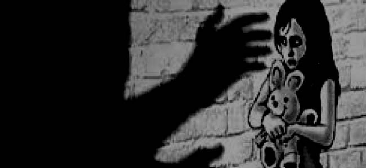 Andhra Pradesh: Man booked for sexually assaulting 4-year-old daughter