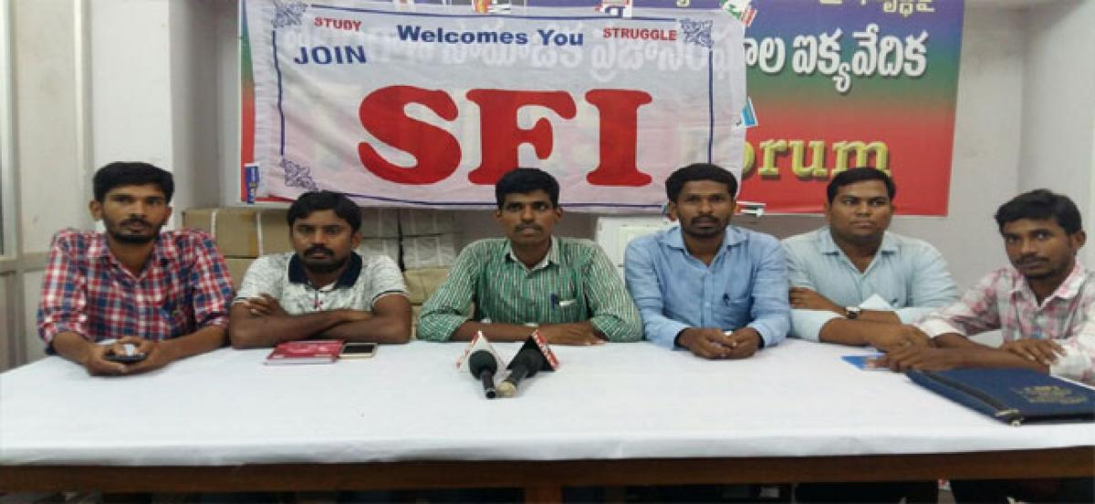 SFI's scientific training classes from tomorrow