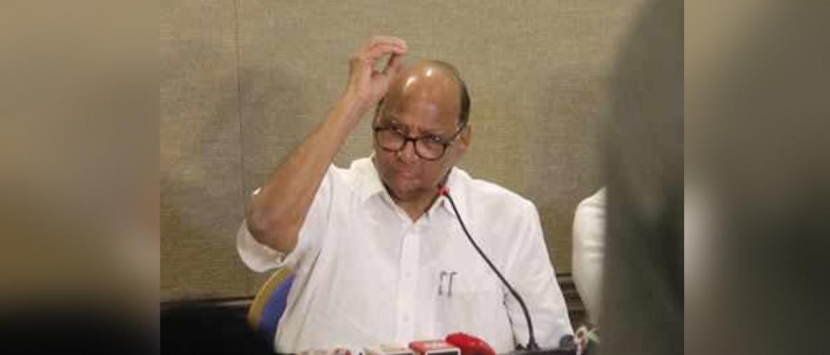 Congress agreement on 40 Lok Sabha seats in Maharashtra, says NCP