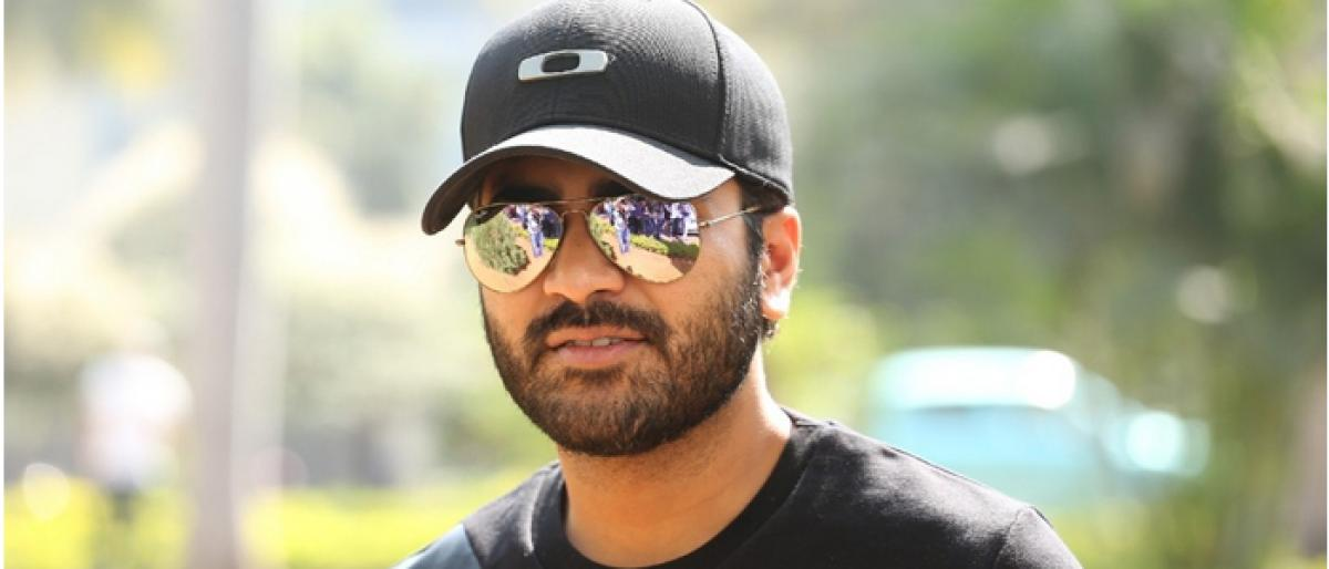 Bad Weather Played Villain for Sharwanand