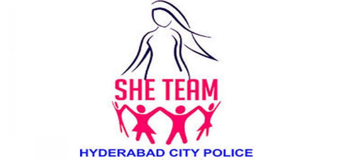 Complaints on the rise for SHE teams in Hyderabad