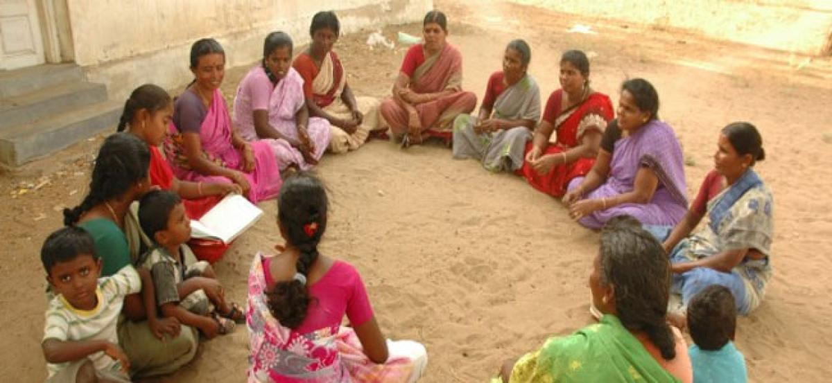 Loans to women SHGs will rise to Rs 75k crore: Jaitley