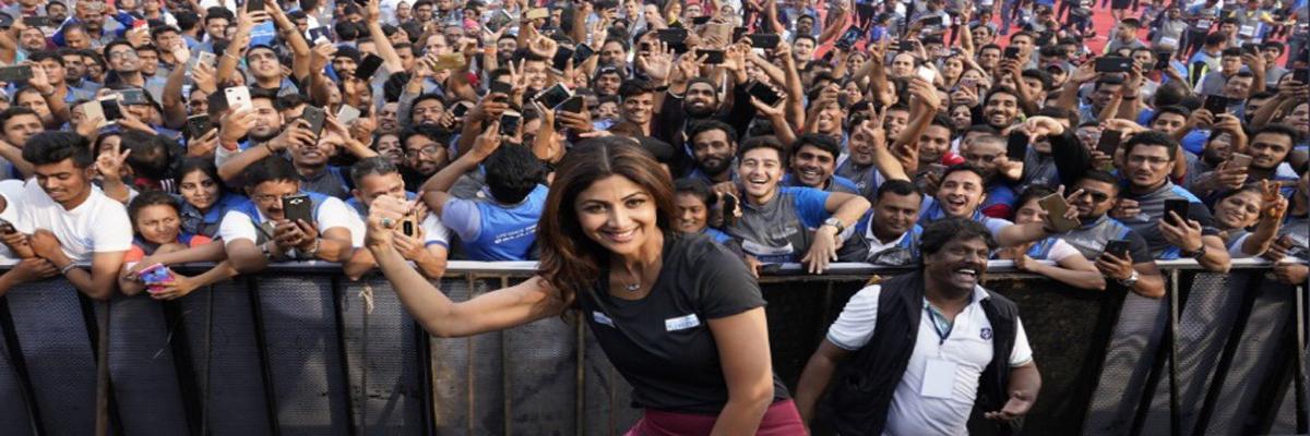 India sets new Guinness World record with Plankathon led by Shilpa Shetty Kundra