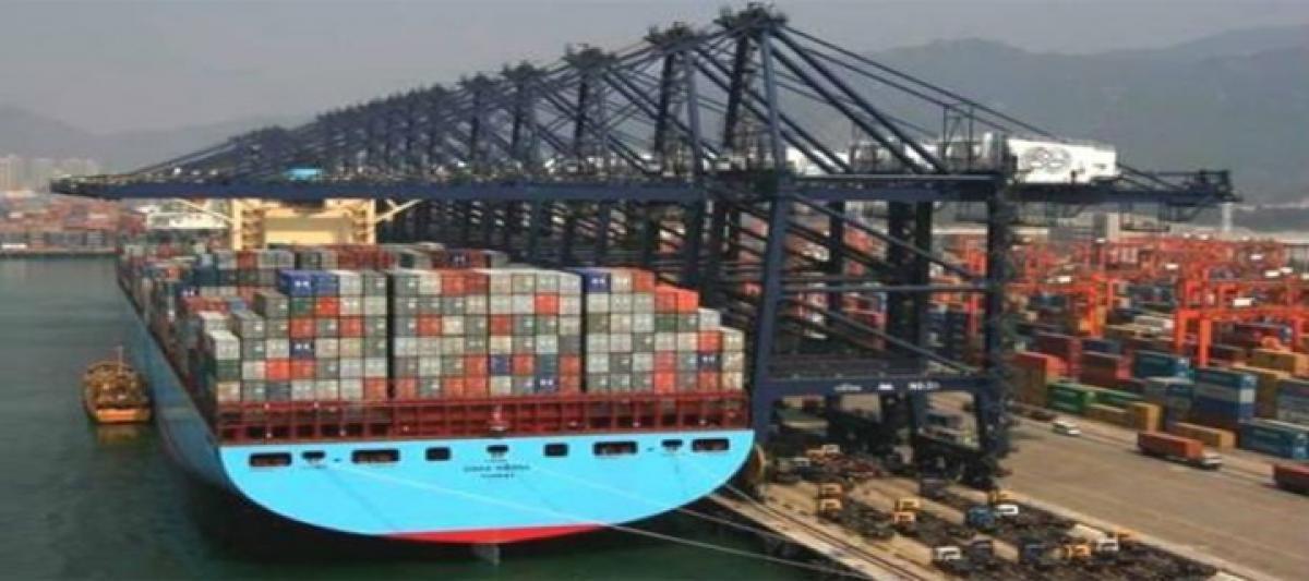 Chabahar anchor to counter  China